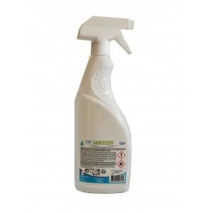 Spray hydroalcoolique...